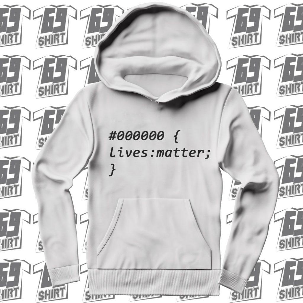 New Black Lives Matter CSS Hoodie SX0014