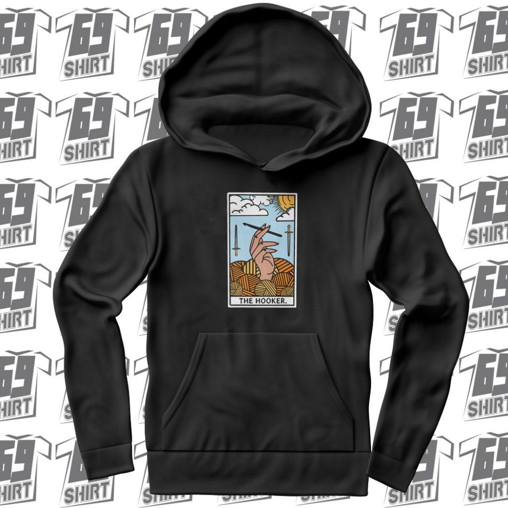 Inspired Tarot The Hooker Hoodie SX0018