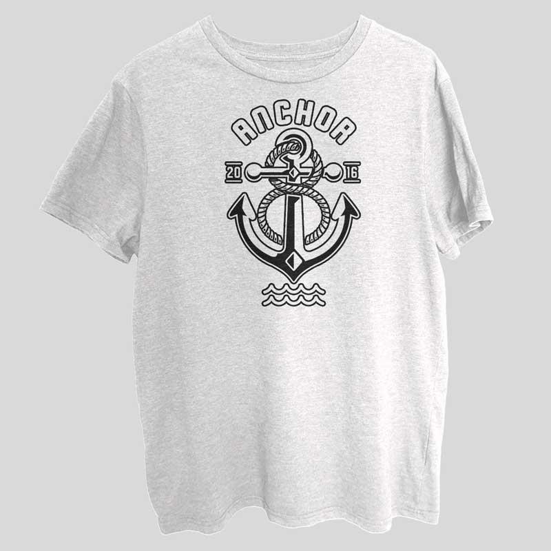 Nautica Anchor T-Shirt Limit Sale SX0035