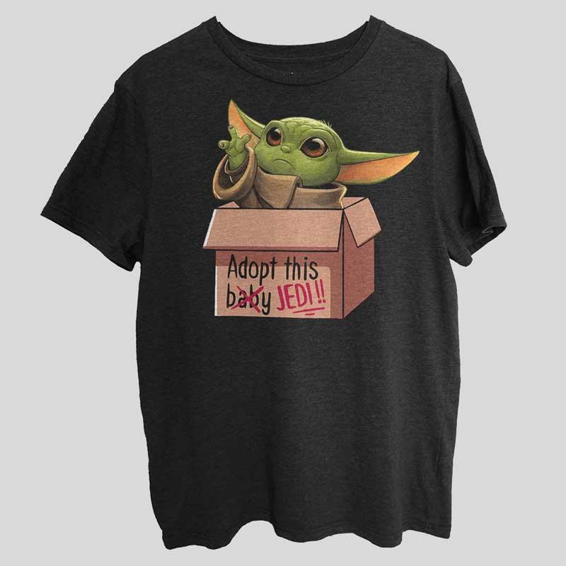The Mandalorian Funny T-Shirt SX0033