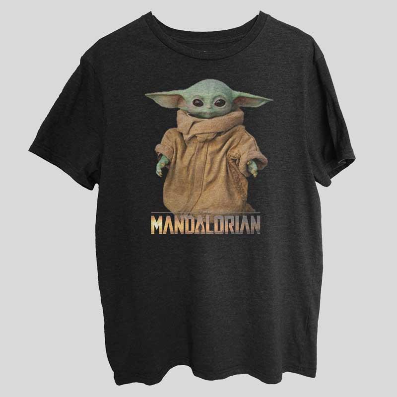 Cute Baby Mandalorian Sale T-Shirt SX0031