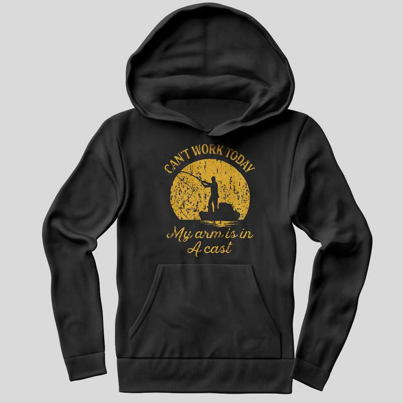 Fisher Man Funny Hoodie SX0026