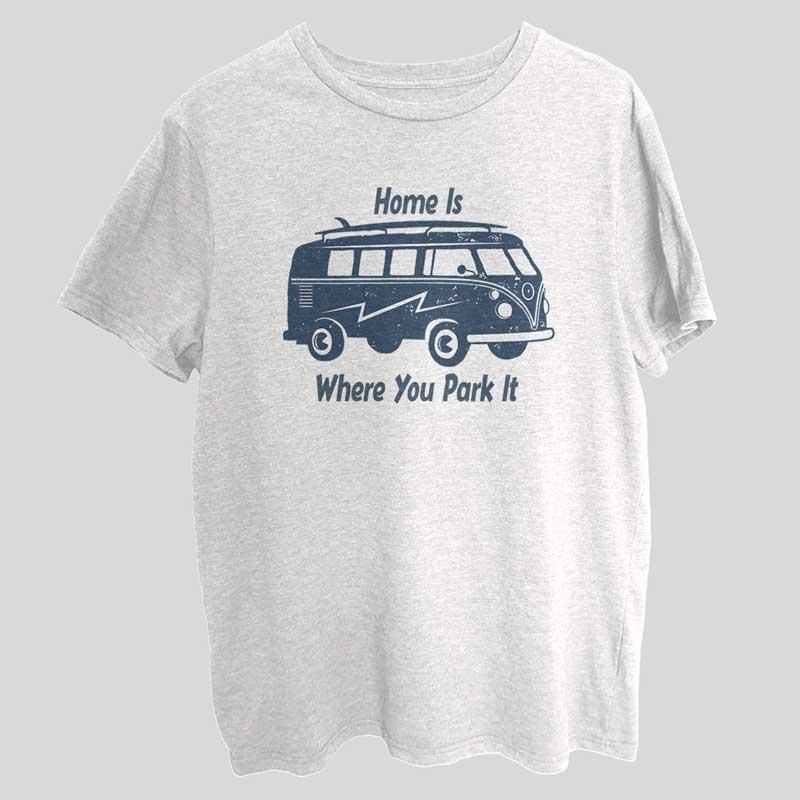 Van Life Best Quote T-Shirt SX0037