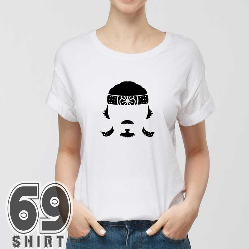 Miyagi Do Face Cobra Kai Merch Womens T-shirt