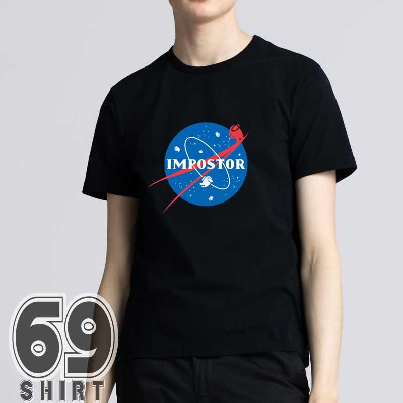 Nasa Impostor Among Us Shirt