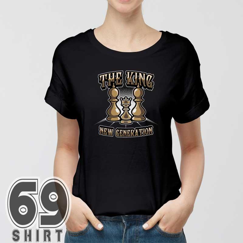 the-king-chess-women-shirt