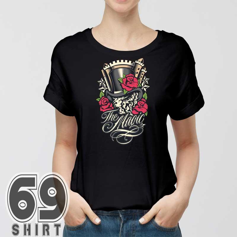 The Magic Shirt Vintage Design